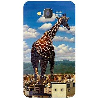 Samsung Galaxy Grand 2 Zebra
