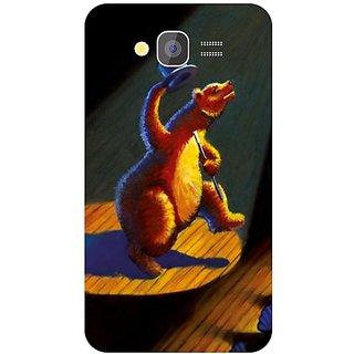 Samsung Galaxy Grand 2 Blue Print