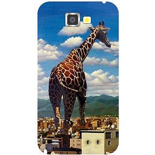 Samsung Galaxy Note 2 N7100 Zebra