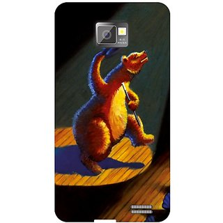 Samsung I9100 Galaxy S2 Blue Print