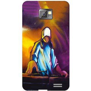 Samsung I9100 Galaxy S2 Play My Music