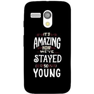 Motorola Moto G Amazing