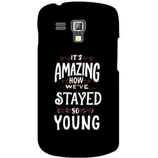 Samsung Galaxy S Duos 7562 Amazing