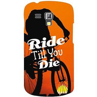 Samsung Galaxy S Duos 7582 Ride