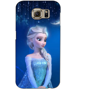 Instyler Premium Digital Printed 3D Back Cover For Samsung Glaxy Note 5 3DSGN5DS-10004