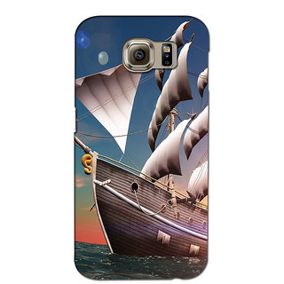 Instyler Premium Digital Printed 3D Back Cover For Samsung Glaxy Note 5 3DSGN5DS-10074