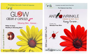 Beauty Cream and Antwrinkle Cream