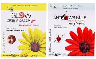 Beauty Cream and Antwrinkle Cream