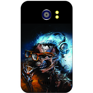 Back Cover For Micromax A 110 -4347
