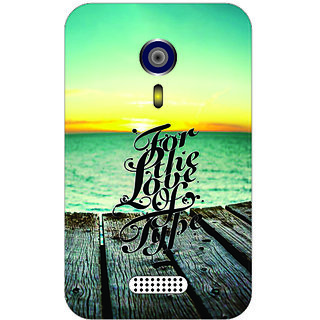 Back Cover For Micromax A 116 -3811