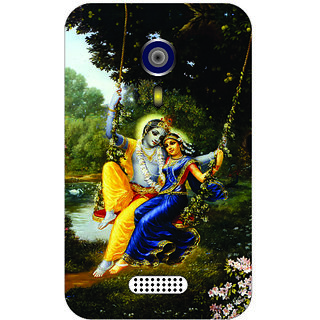 Back Cover For Micromax A 116 -4075
