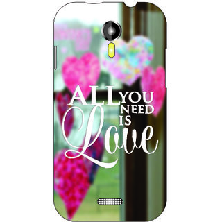 Back Cover For Micromax A 117 -4001