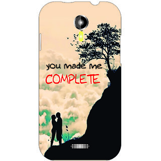 Back Cover For Micromax A 117 -4079