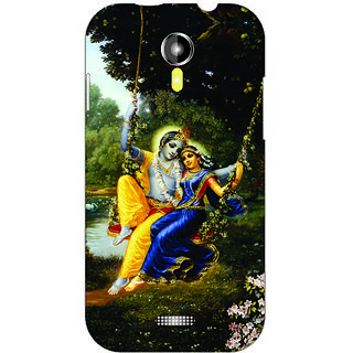 Back Cover For Micromax A 117 -4080