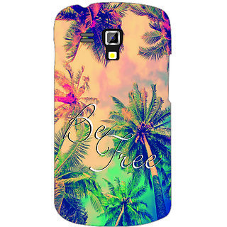 Back Cover For Samsung Galaxy S Duos 7562 -3496