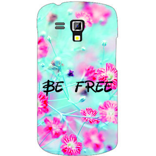 Back Cover For Samsung Galaxy S Duos 7562 -3499