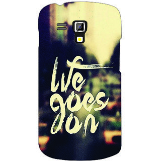 Back Cover For Samsung Galaxy S Duos 7562 -3504