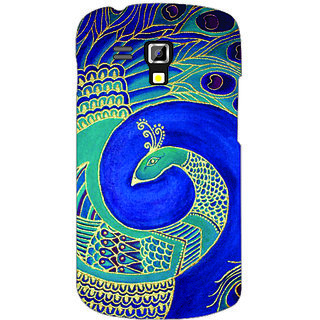 Back Cover For Samsung Galaxy S Duos 7562 -3715