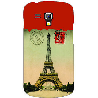 Back Cover For Samsung Galaxy S Duos 7562 -3719