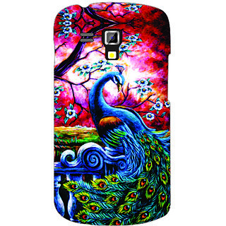 Back Cover For Samsung Galaxy S Duos 7562 -3720