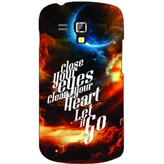 Back Cover For Smasung Galaxy S Duos 7562 -3973