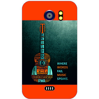 Back Cover For Micromax A 110 -4666
