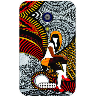 Back Cover For Micromax A 116 -4788