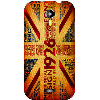 Back Cover For Micromax A 117 -4829