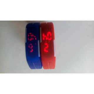 Robotic LED Watch