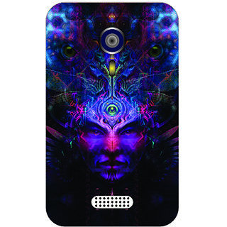 Back Cover For Micromax A 116 -5346