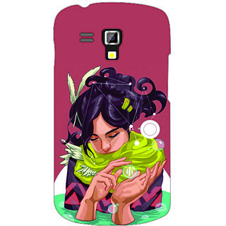 Back Cover For Samsung Galaxy S Duos 7562 -5250