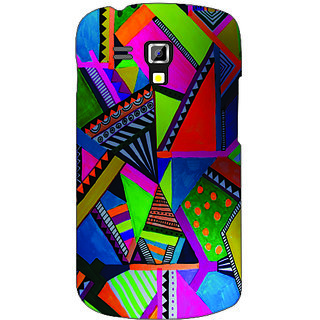 Back Cover For Samsung Galaxy S Duos 7562 -5286