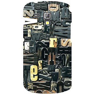 Back Cover For Samsung Galaxy S Duos 7582 -9011