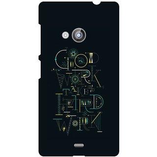 Back Cover For Nokia Lumia 535 -9015