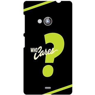 Back Cover For Nokia Lumia 535 -8969