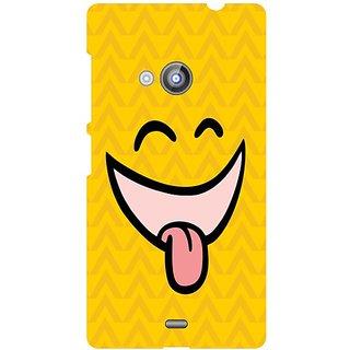 Back Cover For Nokia Lumia 535 -8975