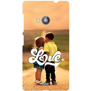 Back Cover For Nokia Lumia 535 -8948