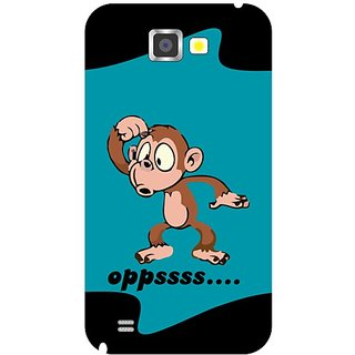 Back Cover For Samsung Galaxy Note 2 N7100 -8980
