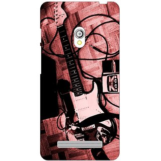 Back Cover For Asus Zenfone 5 A501CG -8982