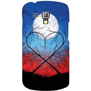 Back Cover For Samsung Galaxy S Duos 7582 -9807