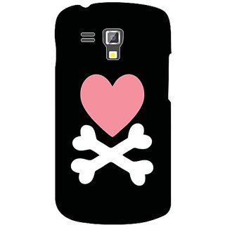 Back Cover For Samsung Galaxy S Duos 7582 -9813