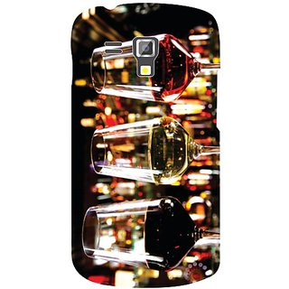 Back Cover For Samsung Galaxy S Duos 7582 -9826