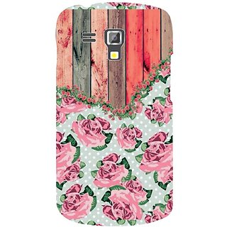 Back Cover For Samsung Galaxy S Duos 7582 -9867