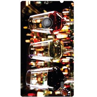Back Cover For Nokia Lumia 520 -9829