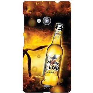 Back Cover For Nokia Lumia 535 -9825