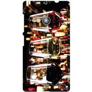 Back Cover For Nokia Lumia 535 -9830