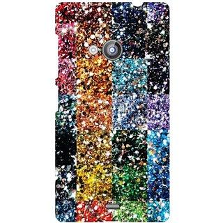 Back Cover For Nokia Lumia 535 -9778
