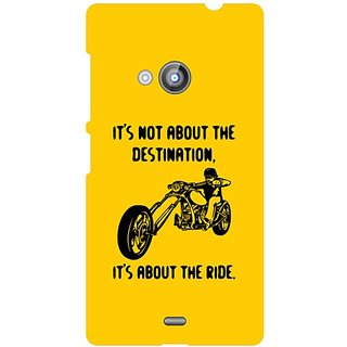Back Cover For Nokia Lumia 535 -9762