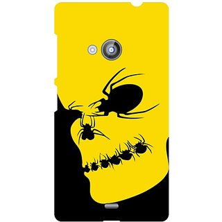 Back Cover For Nokia Lumia 535 -9796