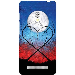 Back Cover For Asus Zenfone 5 A501CG -9809